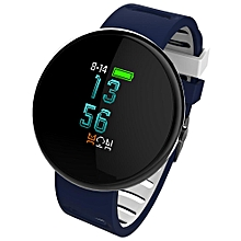 0.95 inch OLED Color Screen Blood Pressure HRM Heart Rate Monitor Smart Watch BDZ
