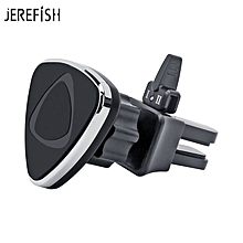 JEREFISH Car Phone Holder Magnetic Air Vent Mount Mobile Smartphone Stand Magnet Support Cell Cellphone Telephone Tablet GPS MEGOSHOEP