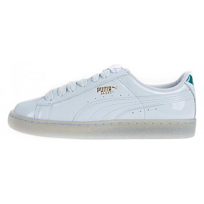 super popular 82085 c2c49 x Careaux Basket Sneakers Blue Women