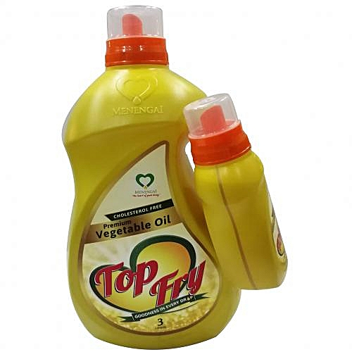 Cooking Oil 3 litres + 250ml Free