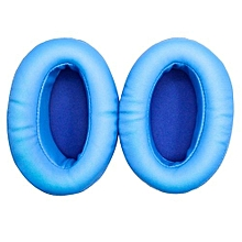 Olivaren Replacement Memory Foam Earpads For Many Other Over The Ear Headphones For AKG -Blue