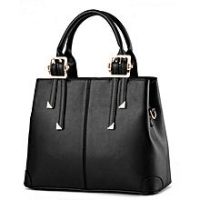 Black Women's Shoulder Bag