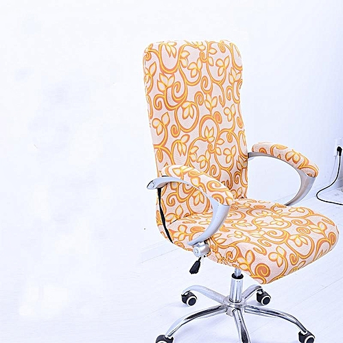 Buy Generic M Spandex Office Chair Cover Slipcover Armrest Cover