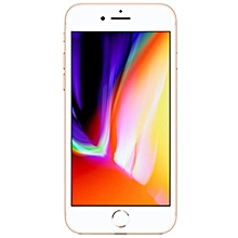 IPhone 8 4.7-Inch HD (2GB,256GB ROM) IOS 11, 12MP + 7MP 4G Smartphone - Gold