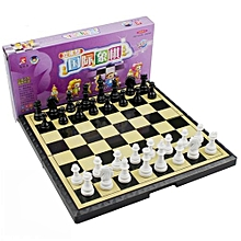 Magnetic Folding Chessboard Competition International Chess Game Kids Toys Set