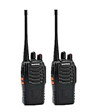 BAOFENG 888S WALKIE TALKIE (1unit)