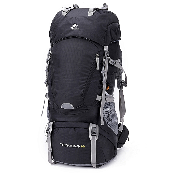 cf04c62fb339 ... Travel Bag · 60L Waterproof Internal Frame Hiking Backpack with Rain  Cover Outdoor Camping Trekking Climbing Mountaineering Backpack Sport