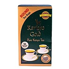 50 Round Tea Bags 100g