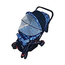 Baby Stroller - Blue