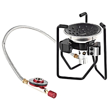 Alocs Outdoor Portable Cooking Stove Camping Picnic Gas Furnace Burner Split Type Cooker