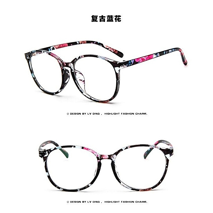 72f36bbf0d2 ... Hot sale Vintage Women Eyeglass Frame Glasses Retro Spectacles Clear  Lens Eyewear For Women ...