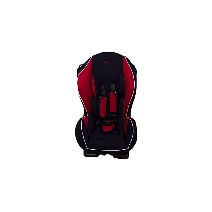 Reclining Infant Car Seat With Base 0 7 Years Red