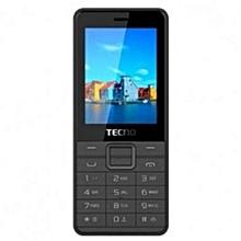 """T661-2.4"""", 1200mAh,0.3MP,16mb ROM, 8MB RAM(Dual sim)-Grey"""