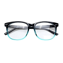 Men Women Spectacles Round Eyeglass Chic Full Rim Frames Optical Eyewear Glasses