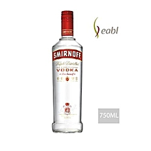 Red Vodka – 750ml