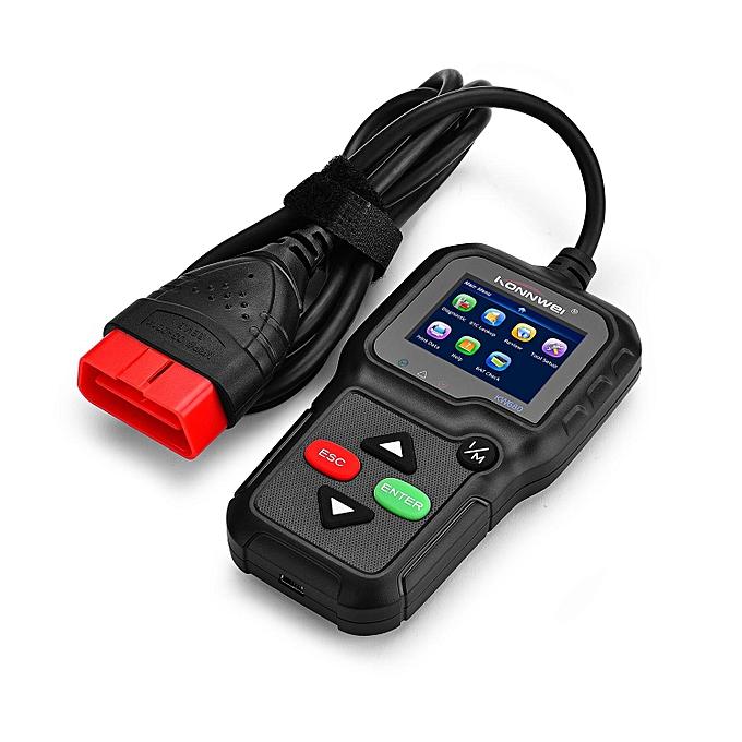 KW680 OBD2 Code Reader KW 680 Auto OBD2 Scanner OBD2 Diagnostic Tool HonTai