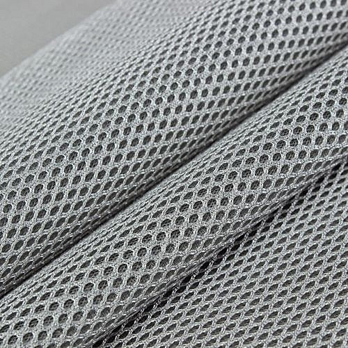 Speaker Grill Cloth Stereo Gille Fabric Speaker Mesh Cloth 1 4m X 0 5m  Silver NEW