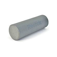 RSYG-11009 - Short Round Foam Roller - Grey