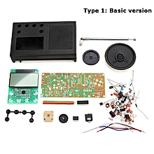 Geekcreit® DIY 3V FM Radio Kit Electronic Learning Suite Frequency Range 72MHz-108.6MHz Type 2