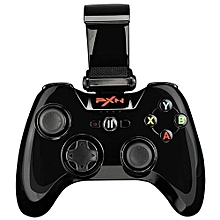 PXN - 6603 MFi Certified Speedy Wireless Bluetooth Game Controller Portable Joystick Vibration Handle Gamepad For IPhone / IPad / IPod Touch / Apple TV
