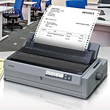 LQ-2190 Dot Matrix Printer - Grey