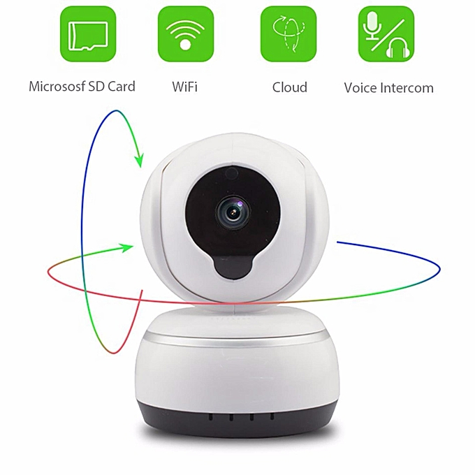 Generic Dome Camera Cloud Wireless IP Security Surveillance