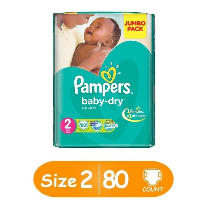Pampers Baby Dry Diapers Size 2 ( lbs) - Pack of 34 diapers: Similar Items: Playtex Diaper Genie Refill, Count (Pack Of 3) Playtex Diaper Genie Refill ( Count Total - 3 Pack Of Each) Pampers Swaddlers Sensitive Diapers Economy Pack Plus Size 2 Count Pampers.