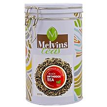 Orthodox black tea in a Tin Caddy (200g)