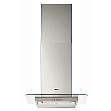 60cm Wall Mounted Extractor Hood -Silver