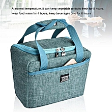 Thicken Insulated Lunch Box Bag Thermal Portable Food Container For School Picnic