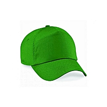 Green Plain Outdoor Activities Cap