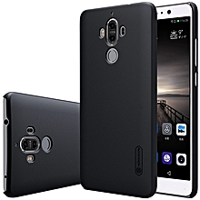 Huawei Mate 9 Case  Nillkin Super Frosted Hard Plastic Cover For Huawei Mate 9 Phone Cases Free Screen Protector Film (Color:c3)