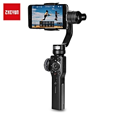 Smooth 4 3-axis Handheld Gimbal Stabilizer - Black