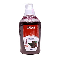 Hand Wash Rose 500ml