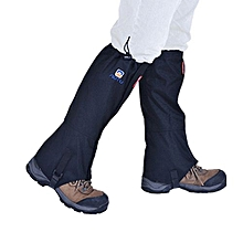 Snow Gaiters Hiking Camping Mountain Climbing Leg Gaiters Leggings Foot Set