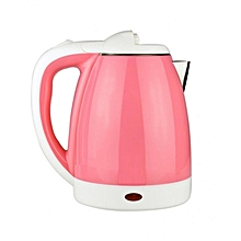 2.0L Stainless Steel Kettle - Pink
