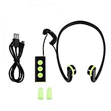 Bluetooth Wireless Bone Conduction Headphones Sport Stereo Headsets Waterproof