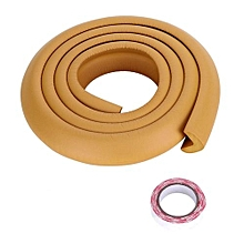 2M Kids Baby Safety Rubber Bumper Strip Table Edge Corner Guard Protector