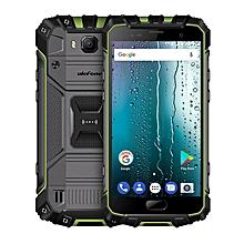 "ARMOR 2S  IP68 Waterproof (2GB RAM 16GB ROM) MTK6737T 5.0"" Corning Gorilla Glass Sharp FHD Screen Android 7.0 4G LTE Smartphone Green"