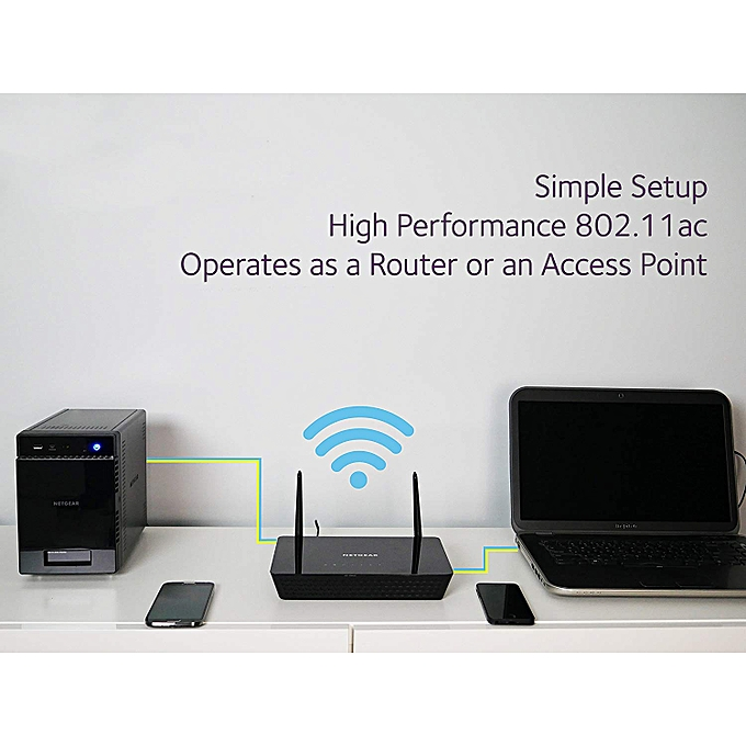 AC1200 Dual Band Wireless Access Point