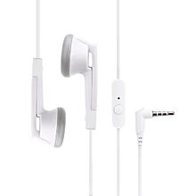 X42M - HiFi Noise Isolating Smart Earphones With Microphone - White