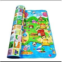 Children's play Mat( newborn- preteens) indoor and outdoors