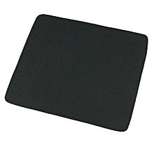 22*18cm Universal Mouse Pad Mat for Laptop Computer Tablet PC Black