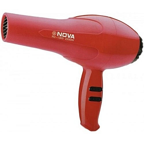 9af9363cc4 Nova Professional Hair Blow Dryer Black Heat Speed Blower   Best ...