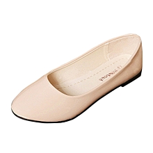 Women Ladies Slip On Flat Shoes Sandals Casual Colorful Shoes Size