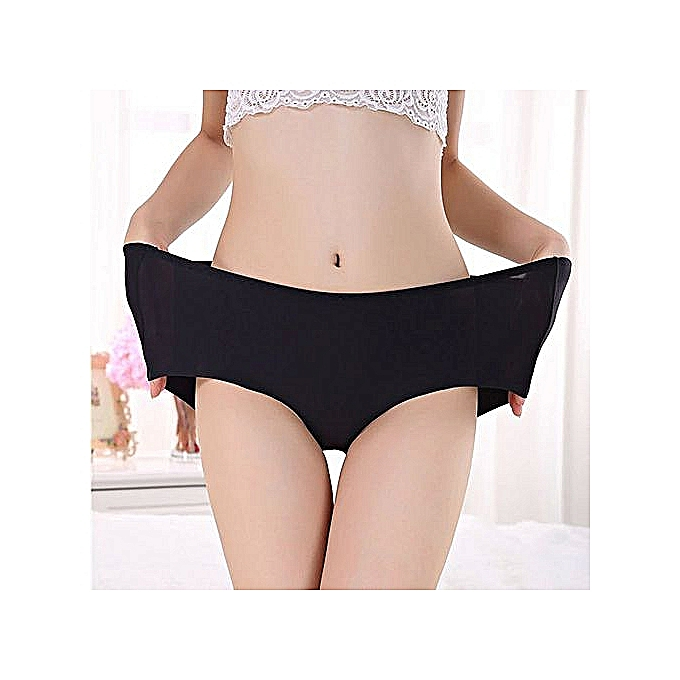 superior performance beautiful in colour hot new products Women's briefs stretching Boyshort Plus Size XXXL High waist underwear  Women Sexy Ultra-thin Panties Seamless pants Fashion NEW