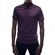 Mulberry Short Sleeved Mens Plain Polo T-shirts