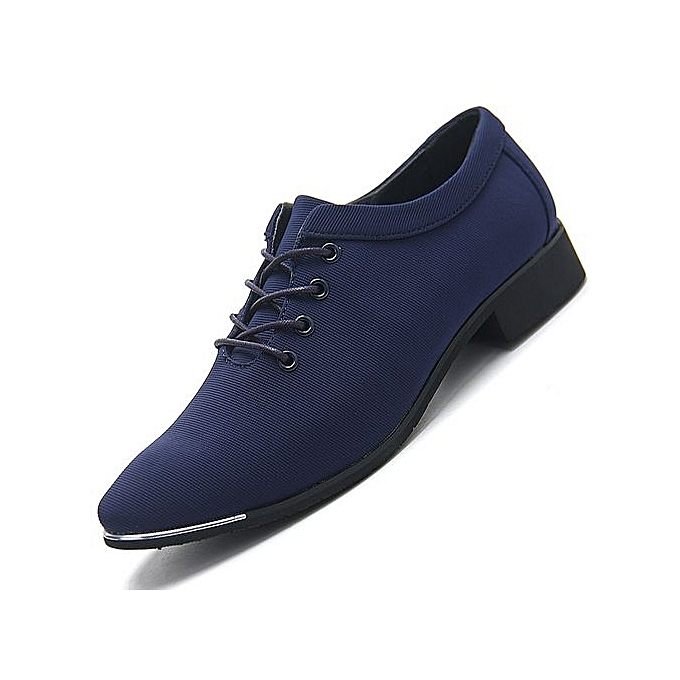 e4b0dfeae31f 2018 Men s Classic Lace Up Leather Formal Shoes Men Genuine Leather Casual  Shoes