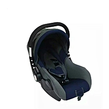 Superior Infant Baby Car Seat/ Carry Cot - Blue & Black