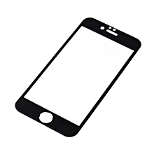 Titanium Alloy 3D Full Coverage Tempered Glass Screen Protector For iPhone 6 Black